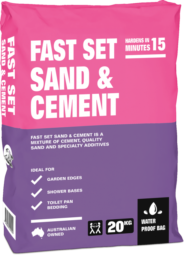 fast-set-sand-and-cement