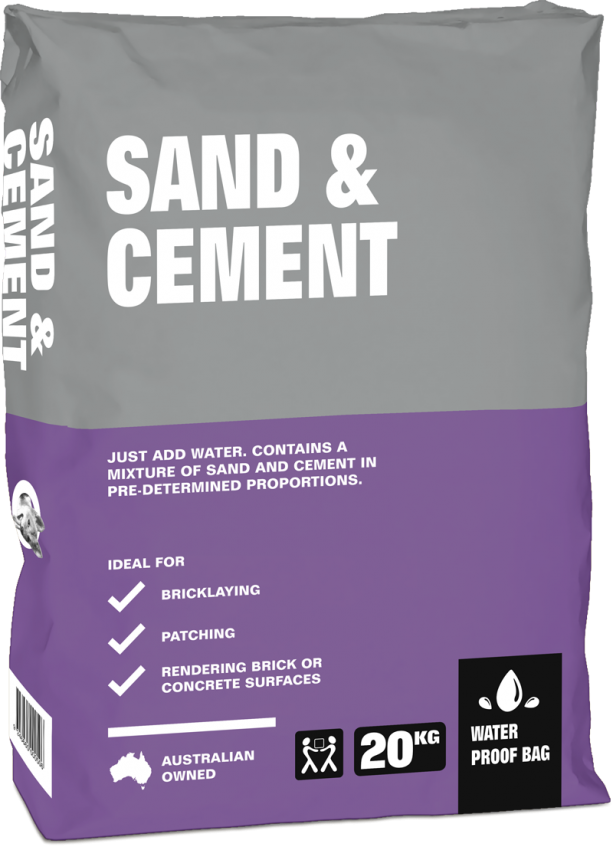 sand-and-cement