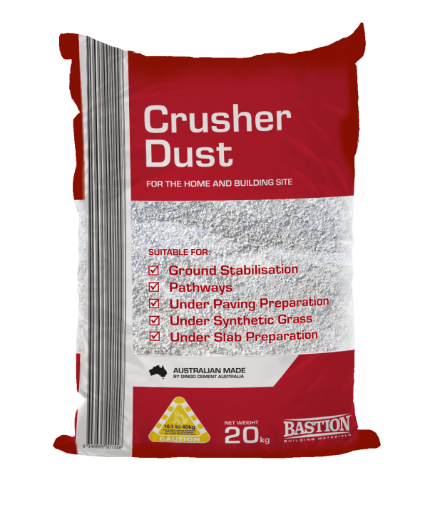 Crusher Dust